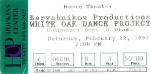 White Oak Dance Project