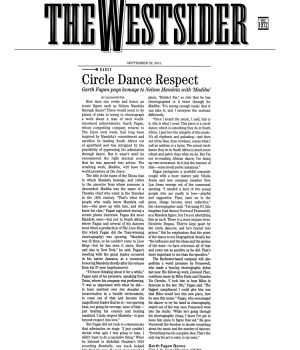 Circle Dance Respect