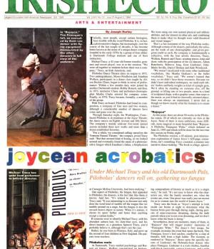 Joycean Acrobatics