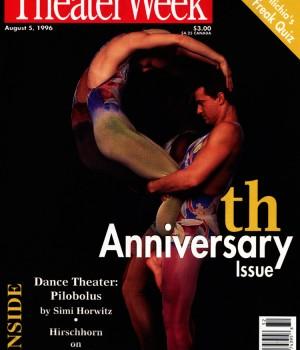 Pilobolus and the Theater of Dance