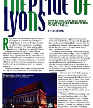 The Pride of Lyons