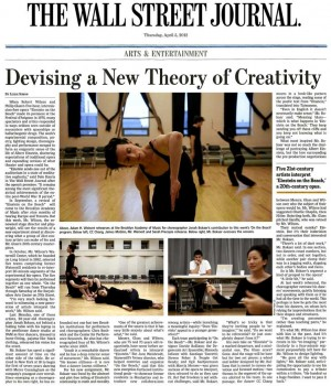 Devising a New Theory of Creativity