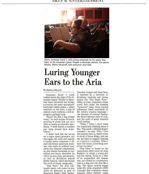 Luring Younger Ears to the Aria
