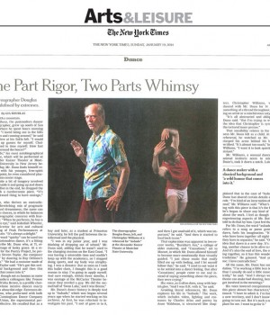 one part rigor, two parts whimsy