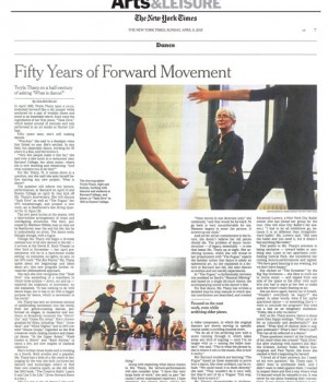 Fifty Years of Forward Movement