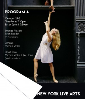 BalletNext at NYLA + Tom Harrel