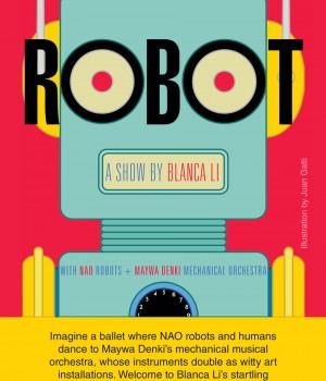 Blanca Li's Robot