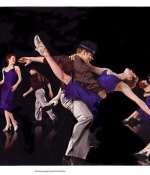 Make A Sinatra Song Dance: Twyla Tharp Choreographs Seduction