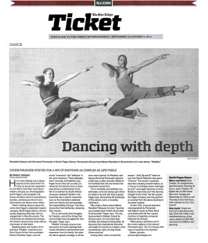 Dancing With Depth