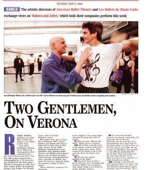 Two Gentlemen, On Verona
