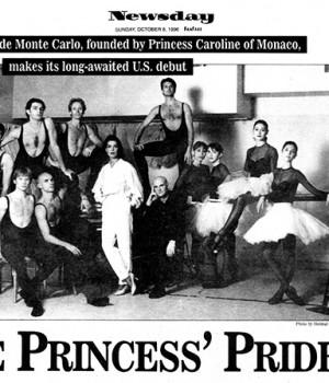 The Princess' Pride