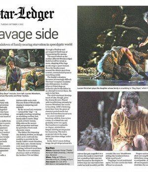 Opera's savage side
