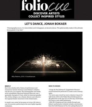 LET'S DANCE, JONAH BOKAER