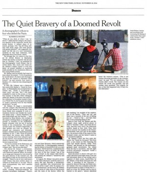 The Quiet Bravery of a Doomed Revolt
